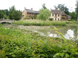 View of the Estate and Bridge