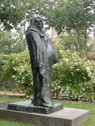 'The Monument to Balzac'