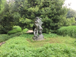 'Orpheus imploring the Gods'