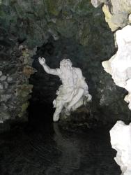 River God statue