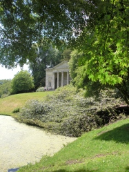 Stourhead's Pantheon