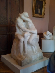 'The Kiss'