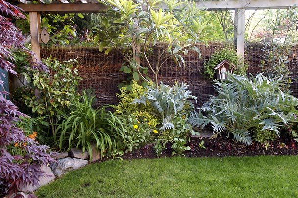I M Considering A Composting Fence Gardening In My